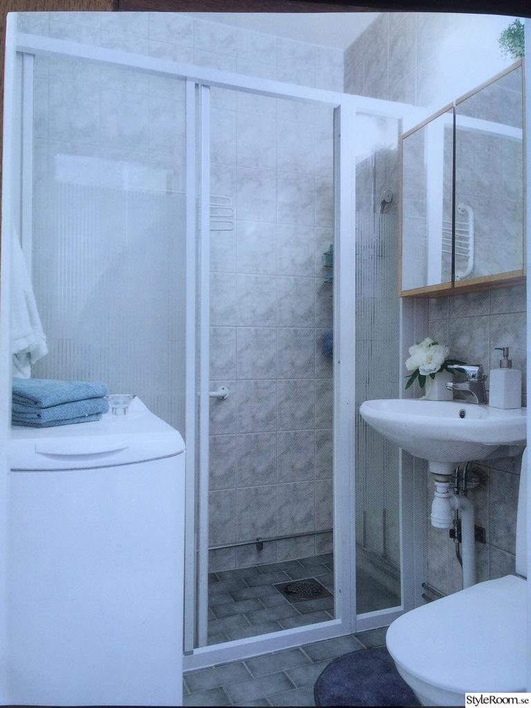 Stort badrum   inspiration och idéer till ditt hem