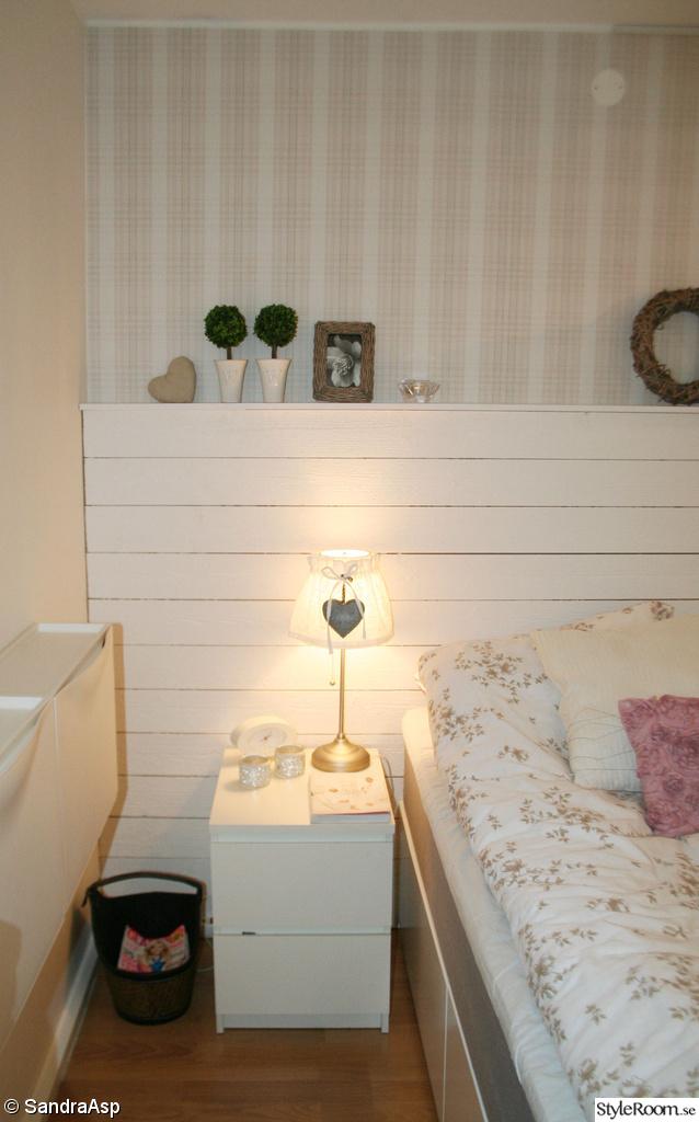 sovalkov,säng,plankvägg,new england,romantiskt,sänggavel,sovrum