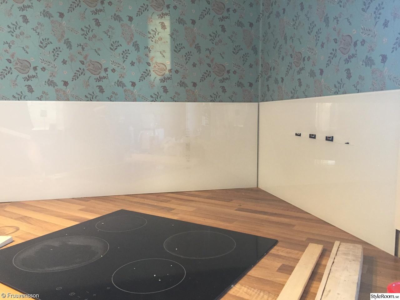 Bild på stänkskydd glas   kök av lojz