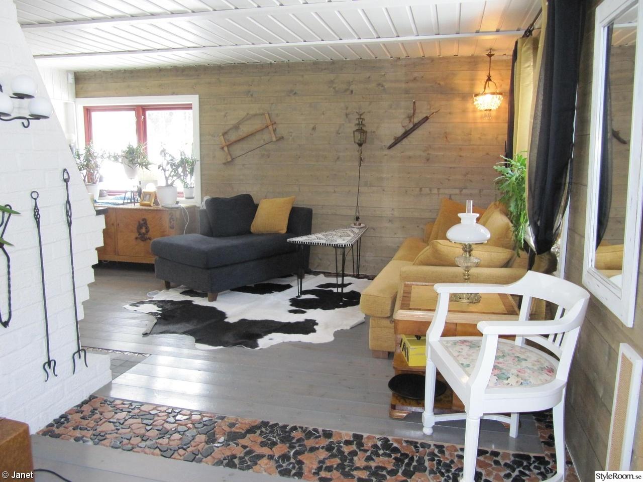 Vardagsrum med mysfaktor   hemma hos janettan