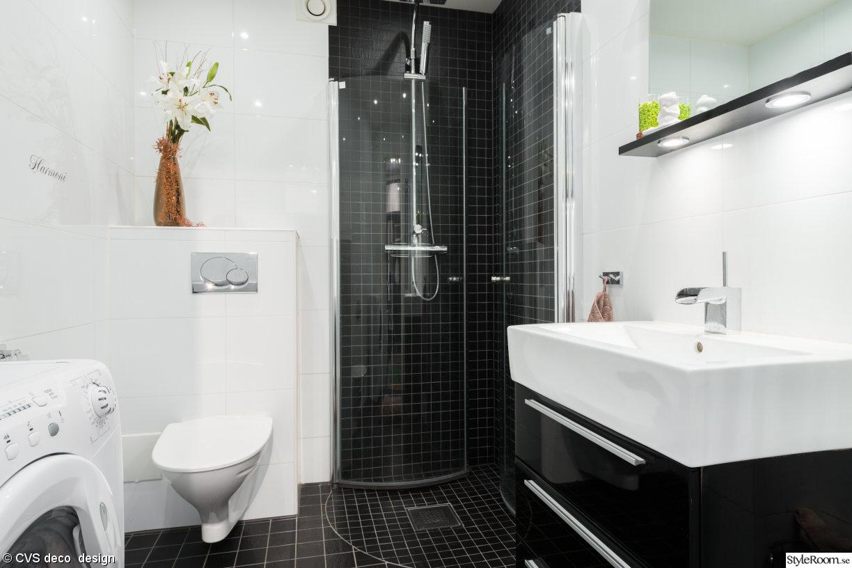 Bild på duschhörn   litet badrum! av wakarimazu
