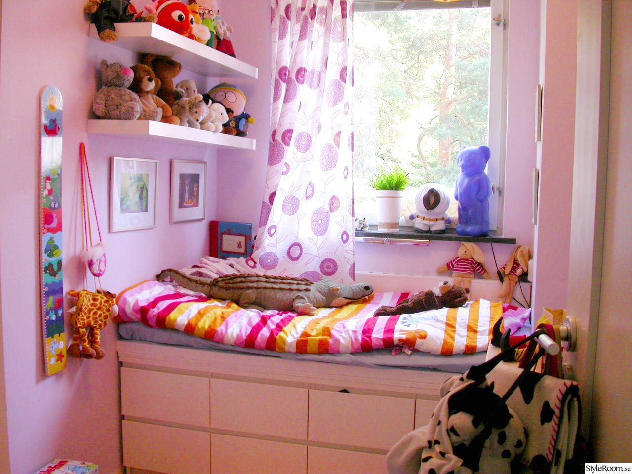 Compact Living Tips Kok : compact living,barnsong,barnrum,rosa,lila,malm,smart losning