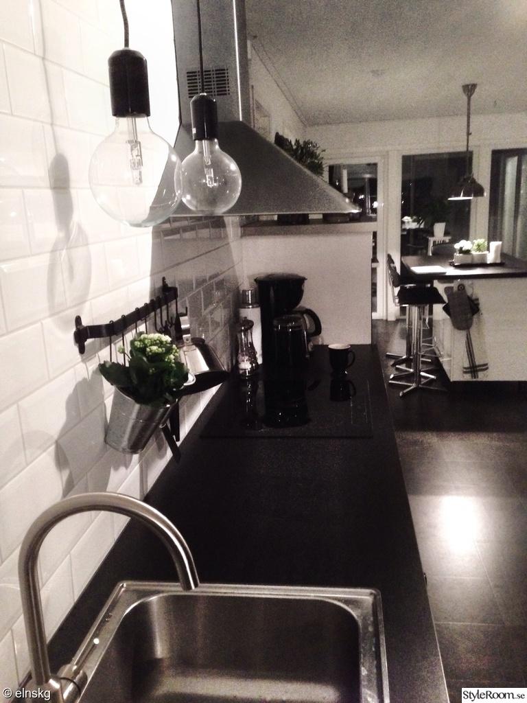 Kök svart och vitt ~ zeedub.com