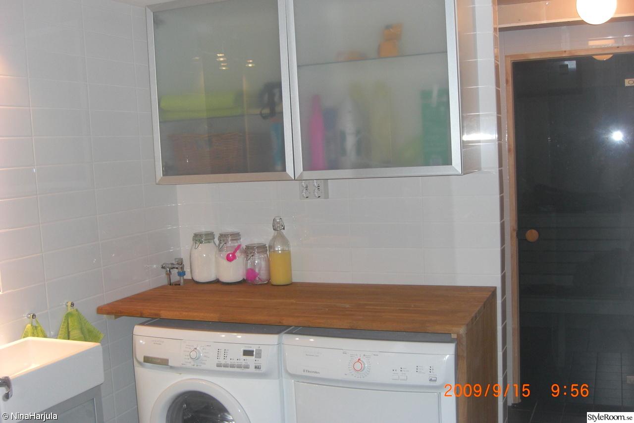 Kombinerat badrum och tvättstuga estetik ~ xellen.com