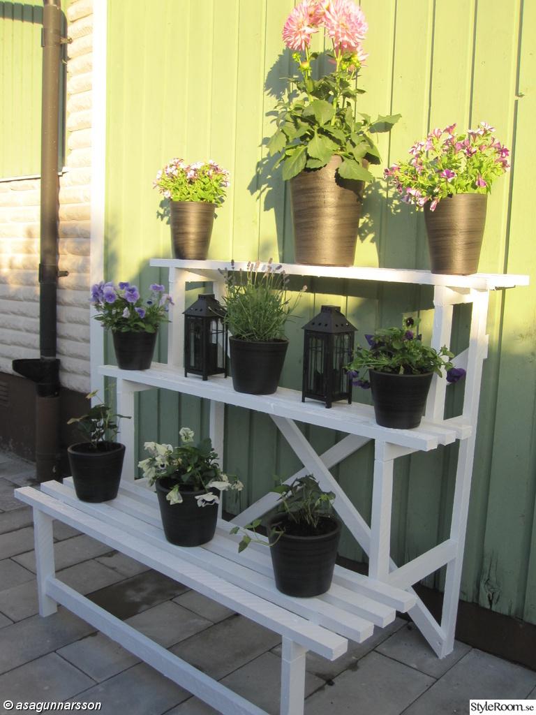 Tips: Bygg blomställ