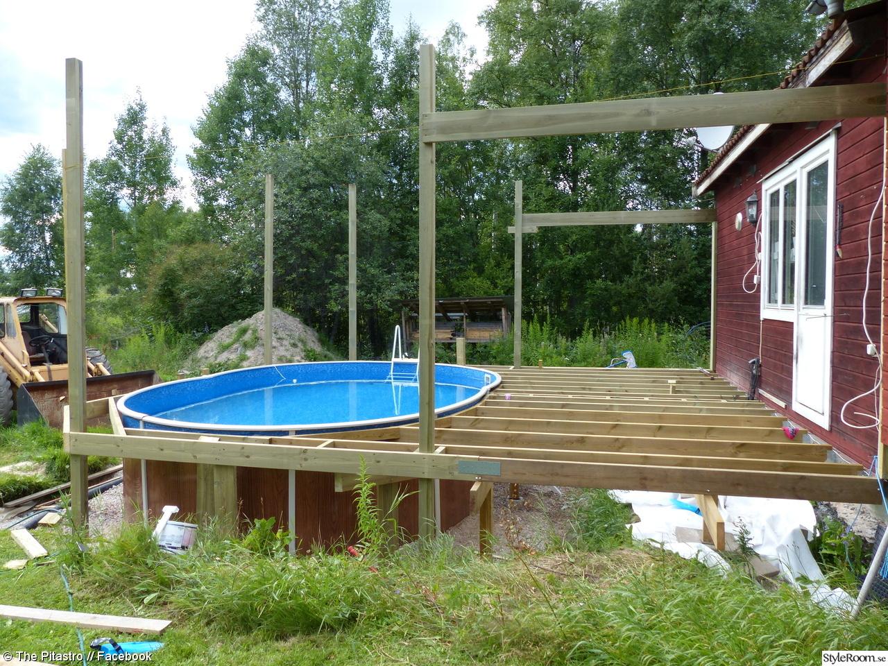 Poolrum for Pool billig