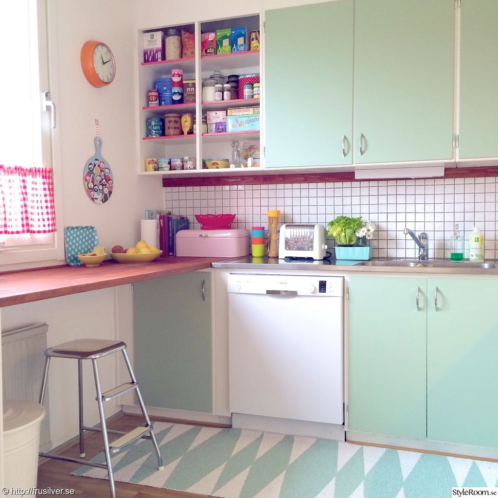 Ikea, the wall and retro on pinterest