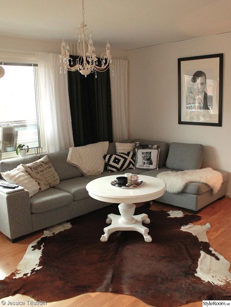 Vardagsrummet i hyreslägenheten   hemma hos jessicatillstrom