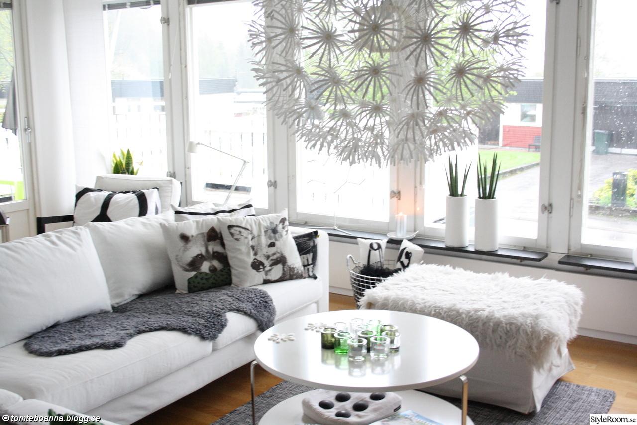Vardagsrum   hemma hos annad