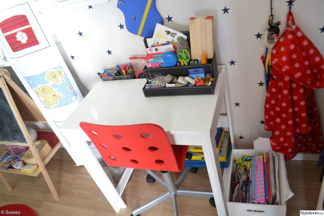5åriga dotterns rum  Ett inredningsalbum på StyleRoom av