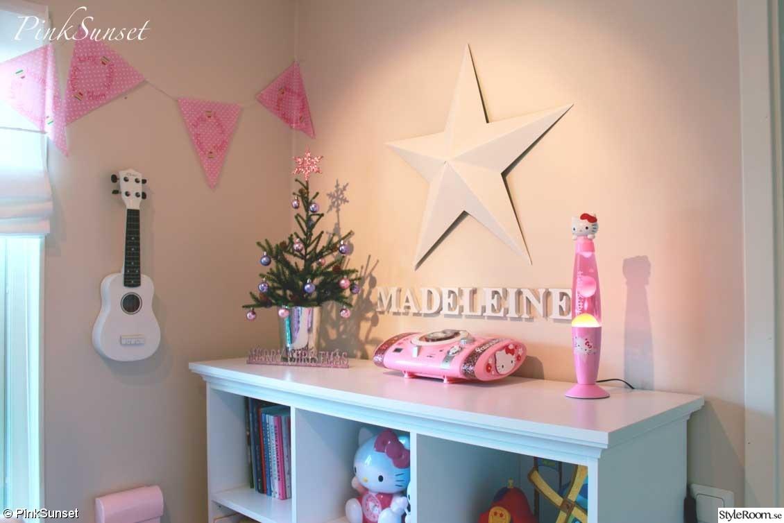 Jul i flickrummet Ett inredningsalbum på StyleRoom av PinkSunset