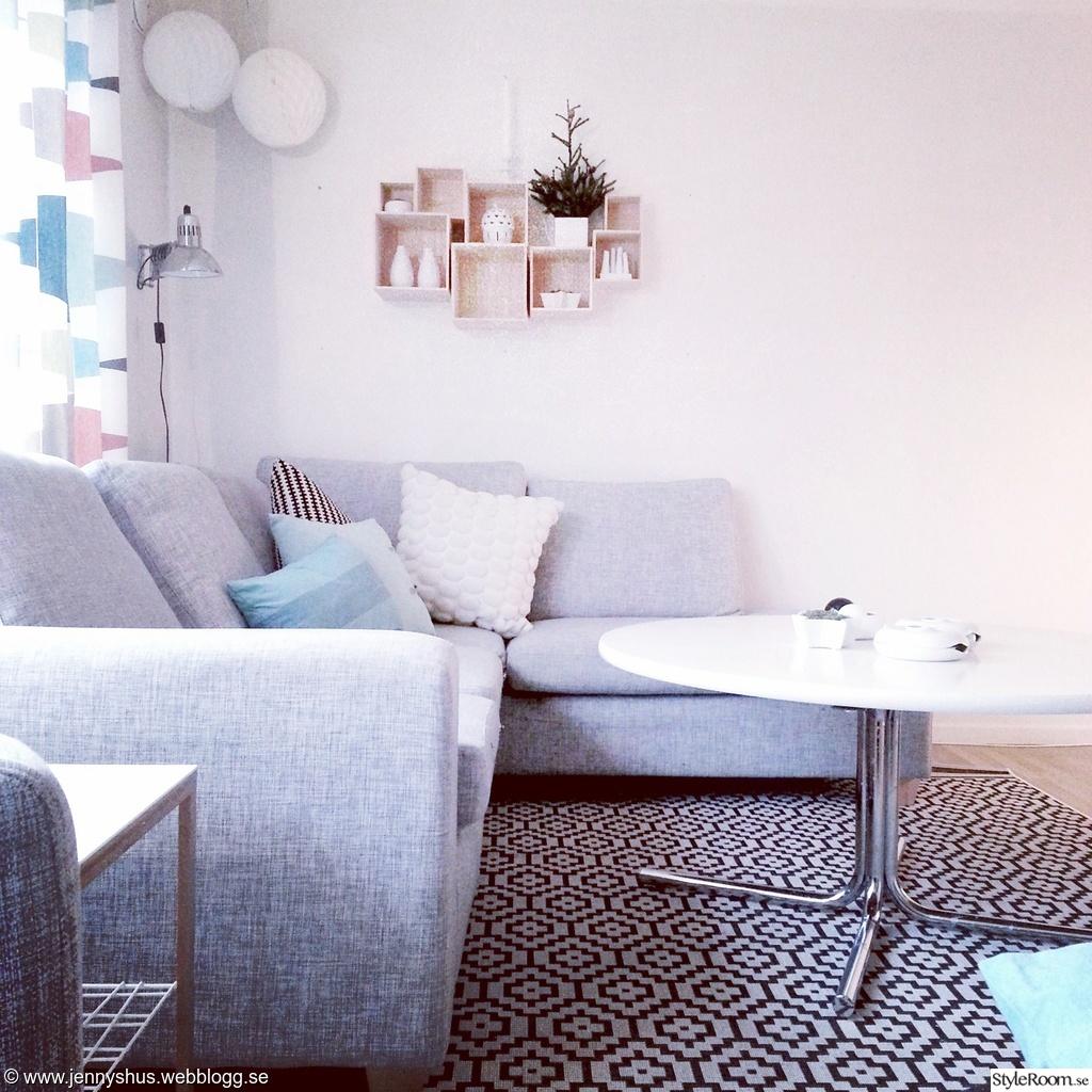 hyllor på rusta ~ vardagsrummet  ett inredningsalbum på styleroom av yster81