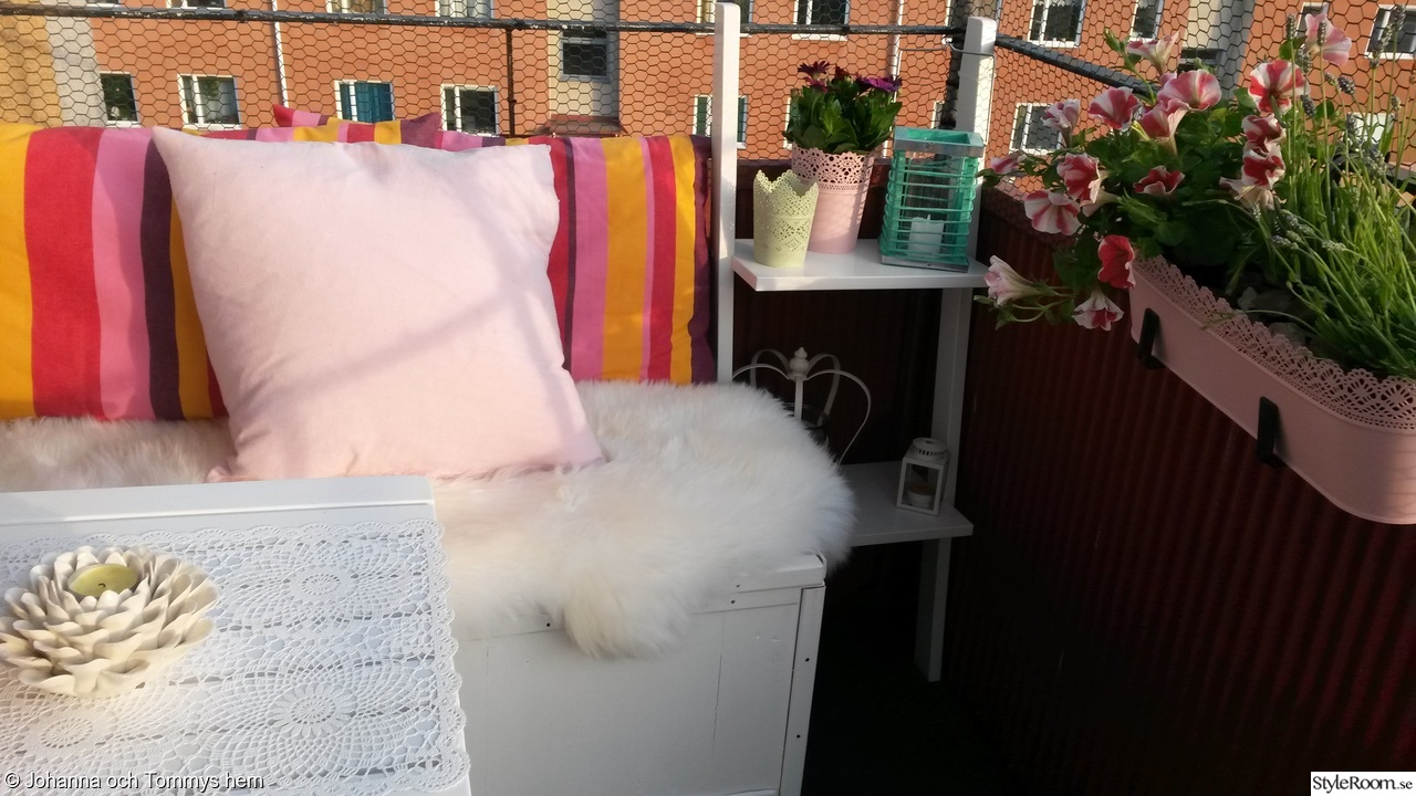 hylla rusta ~ inredning på balkongen  ett inredningsalbum på styleroom