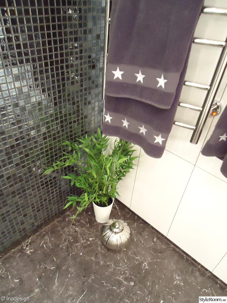 Bild på badrum handdukshängare - Vårt hem av busmamman