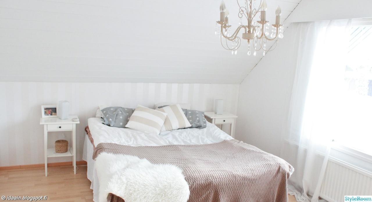 Sovrummet   hemma hos idaain