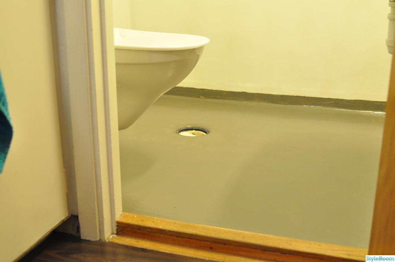 Renovera badrum med plastmatta ~ Xellen.com