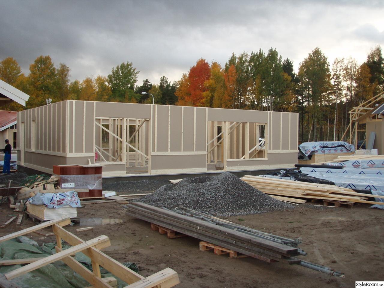Bild på bygga hus   vårt husbygge av anawin