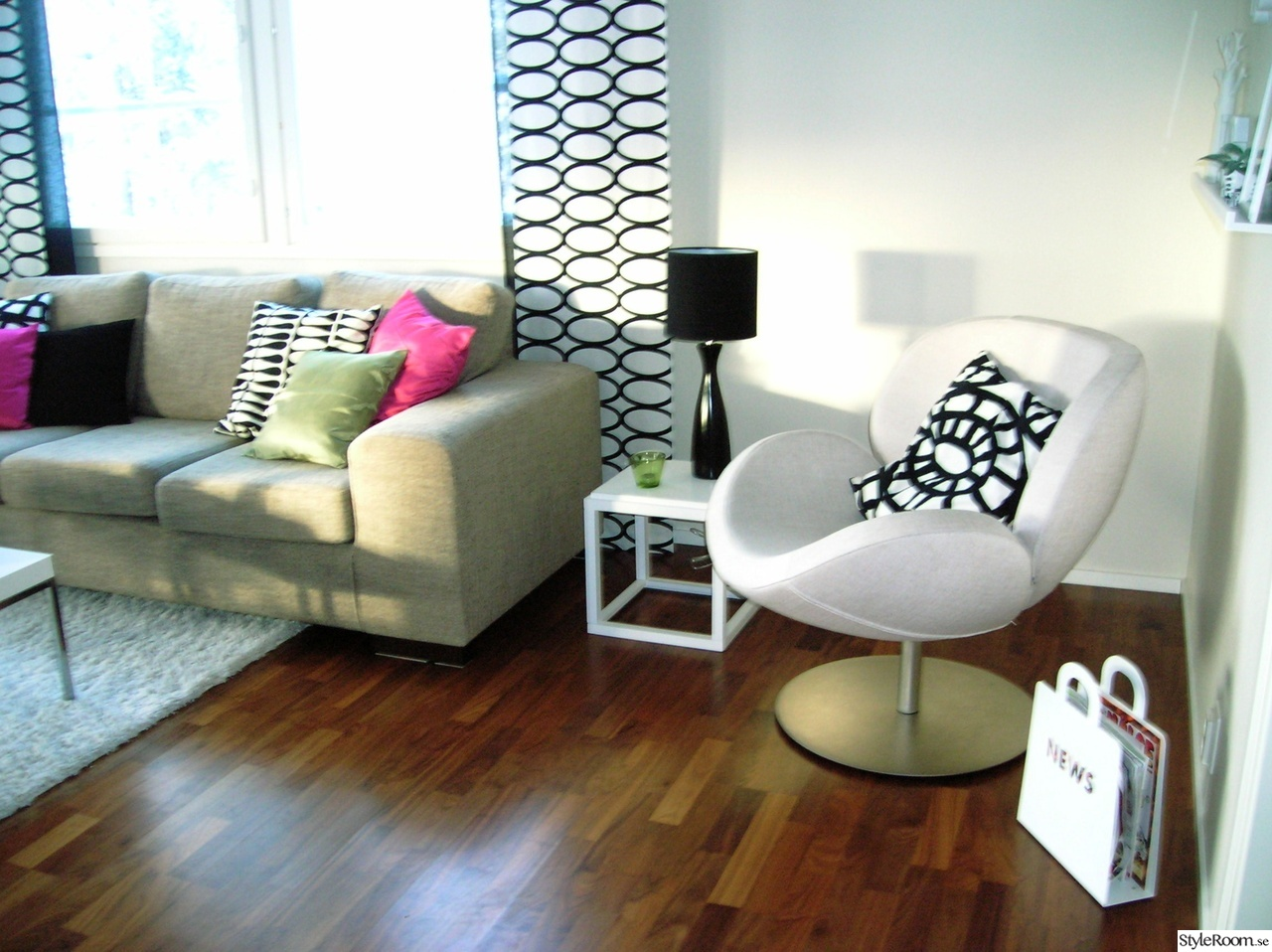 Vardagsrummet i vårt hus Ett inredningsalbum på StyleRoom av Juanita