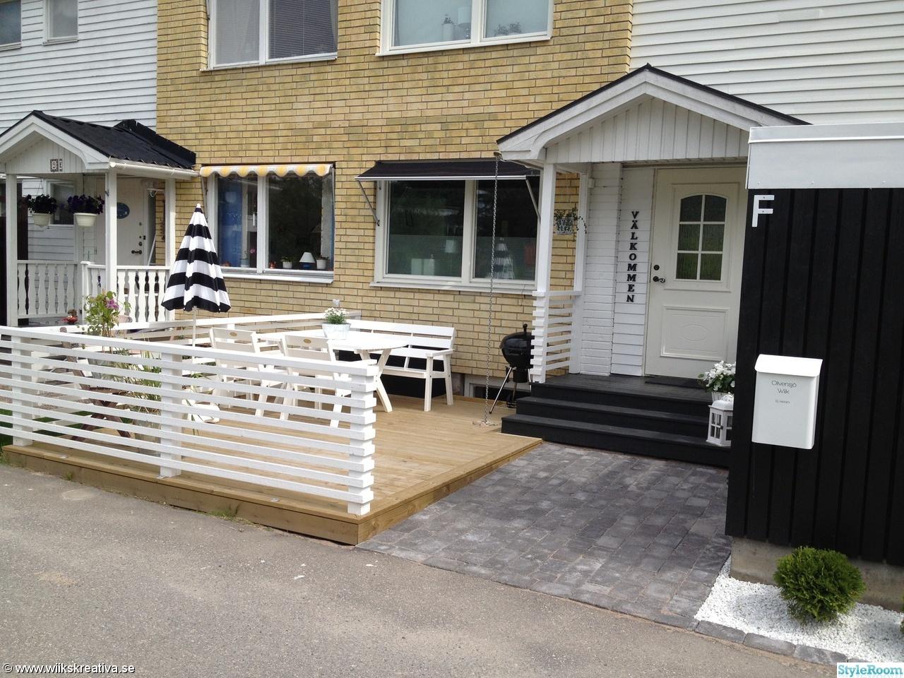 Bygga Vindskydd Altan. Terrasse Halvtag. Bygga Altan Del 04 Bygga ...