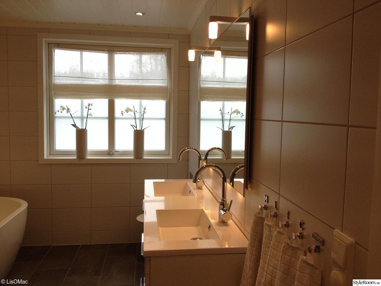 Bild på badrum dubbelhandfat - Lillis av Lillis72