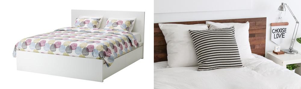 Man kan inte tro att det härär en billig IKEA gavel StyleRooms inredningsblogg