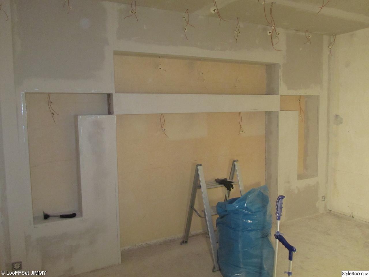 Bild på led spotlight   totalrenovering, från golv till tak! del 1 ...