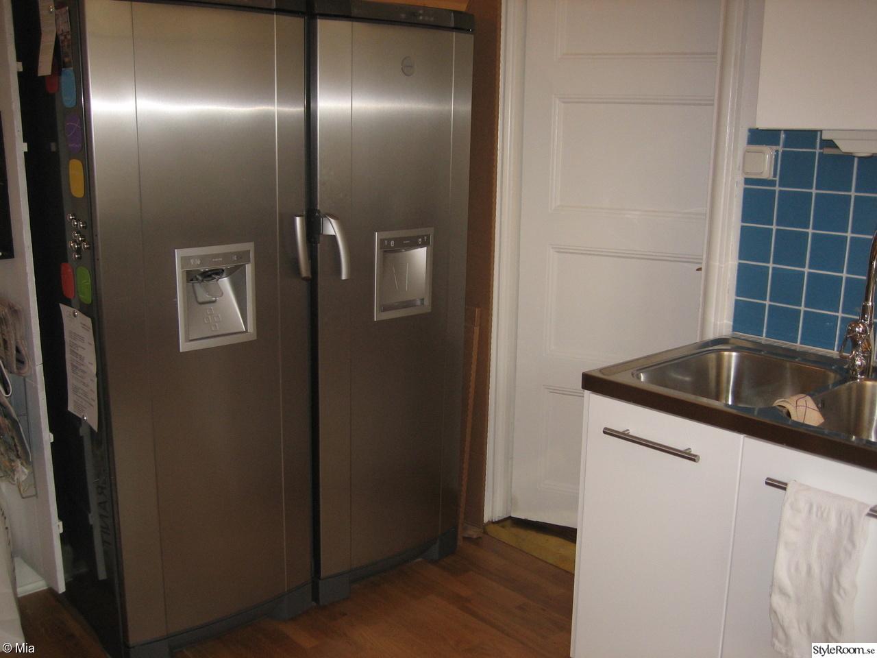 Toppen av linan 139723410772 Ikea Kyl Frys, FÃ¥ idéer, exempel ... : kylskåp ismaskin : Inredning