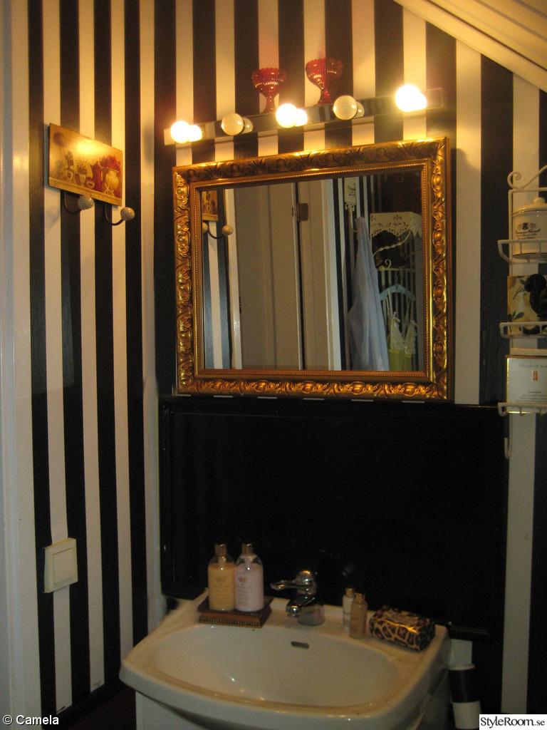 Badrum guldspegel ~ xellen.com