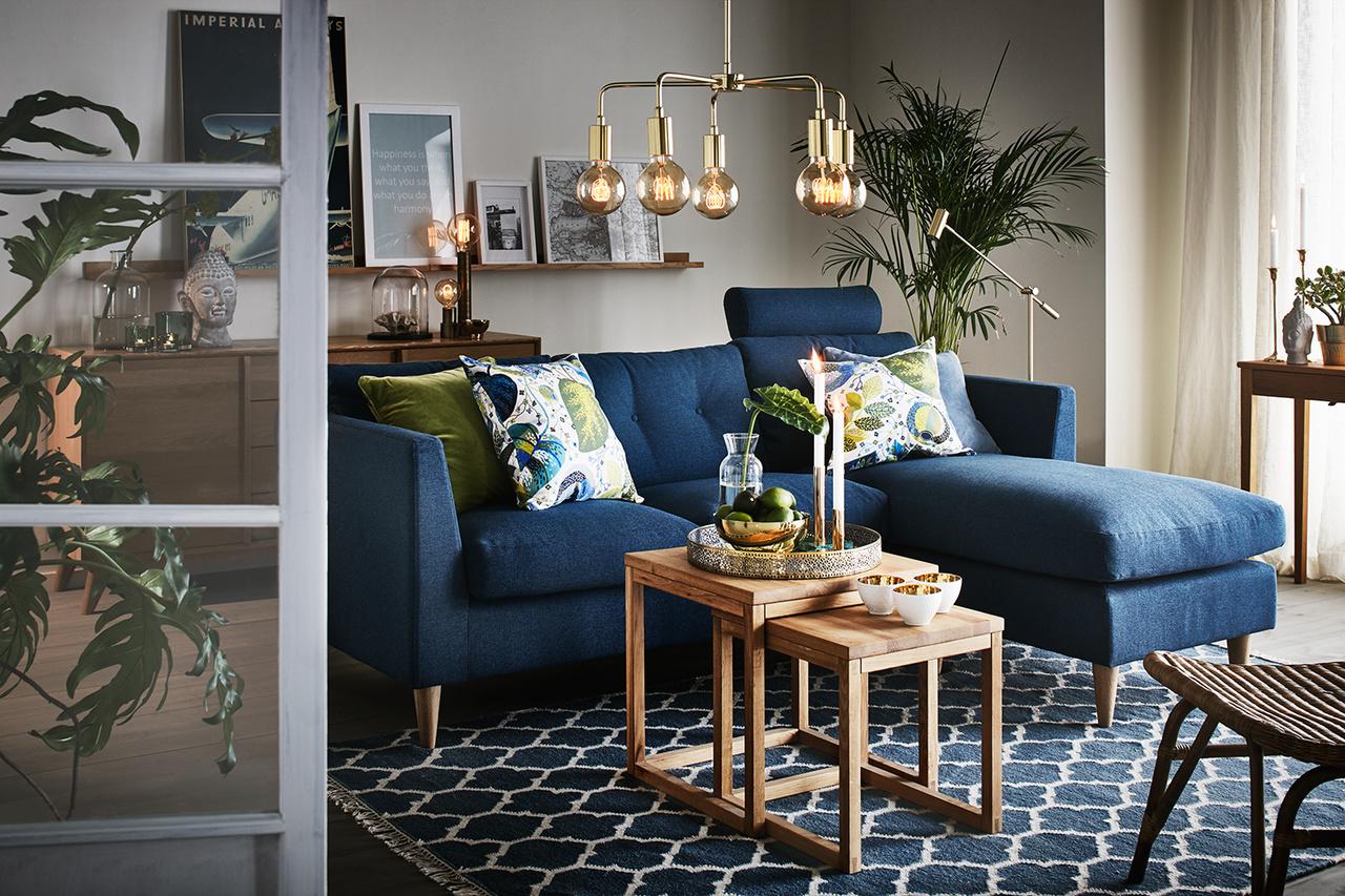 Skandinavisk   inspiration och idéer till ditt hem