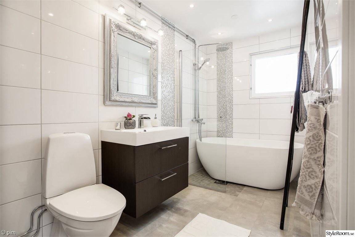 Bild på mosaik badrum   inspiration av ljusthem
