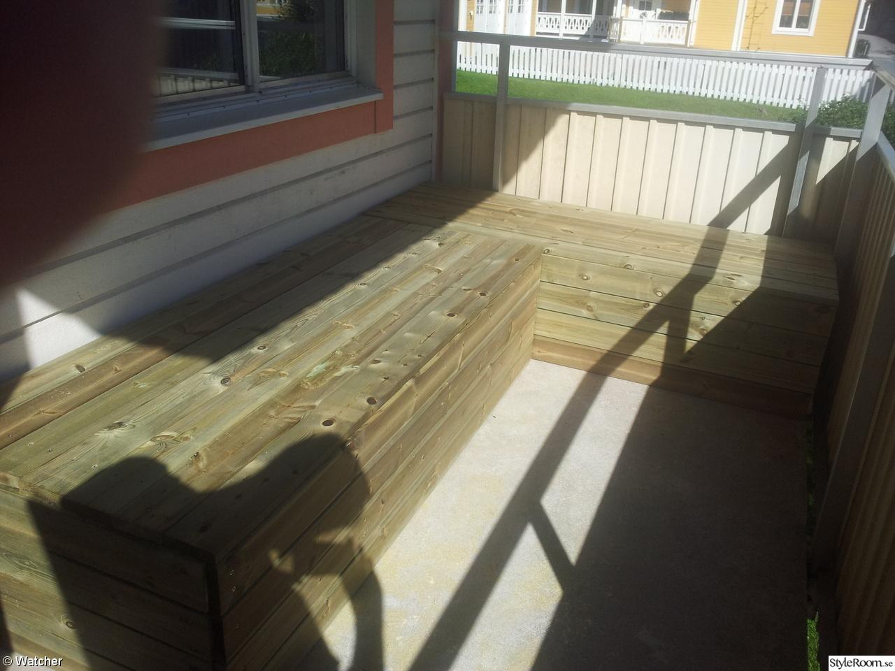 platsbyggd bänk ritning ~ bygga soffa på balkong  ett inredningsalbum på styleroom
