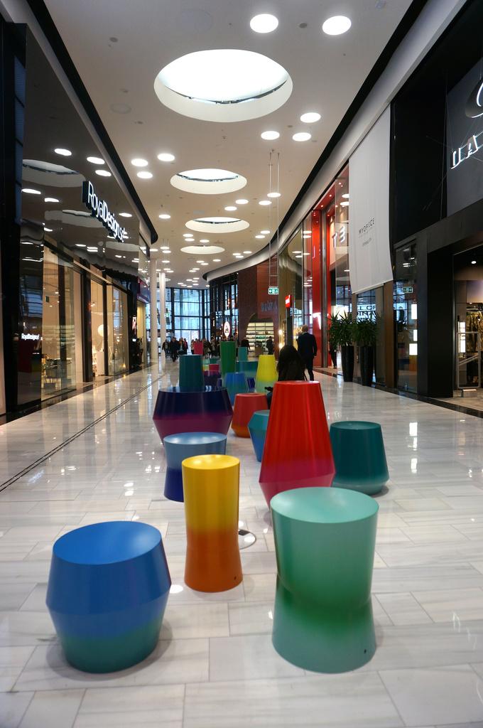 Plantagen mall of scandinavia