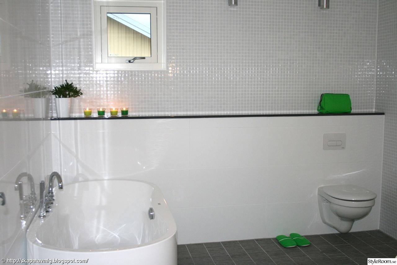 Badrum svart vitt kakel ~ xellen.com