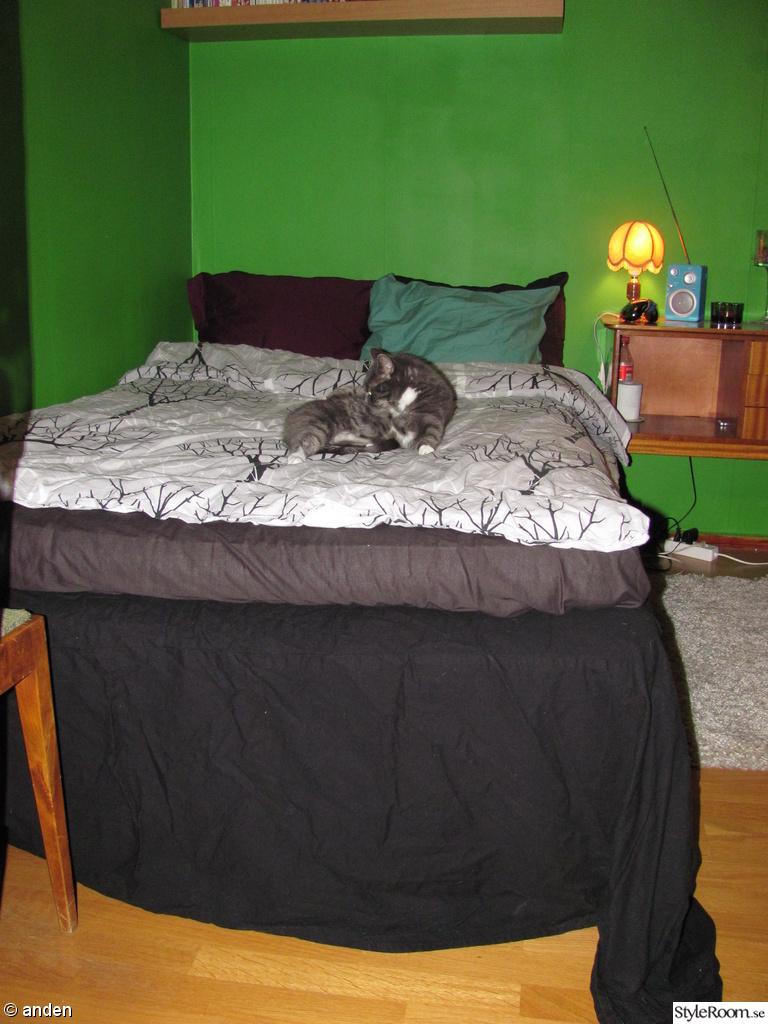 Grönt sovrum   inspiration och idéer till ditt hem