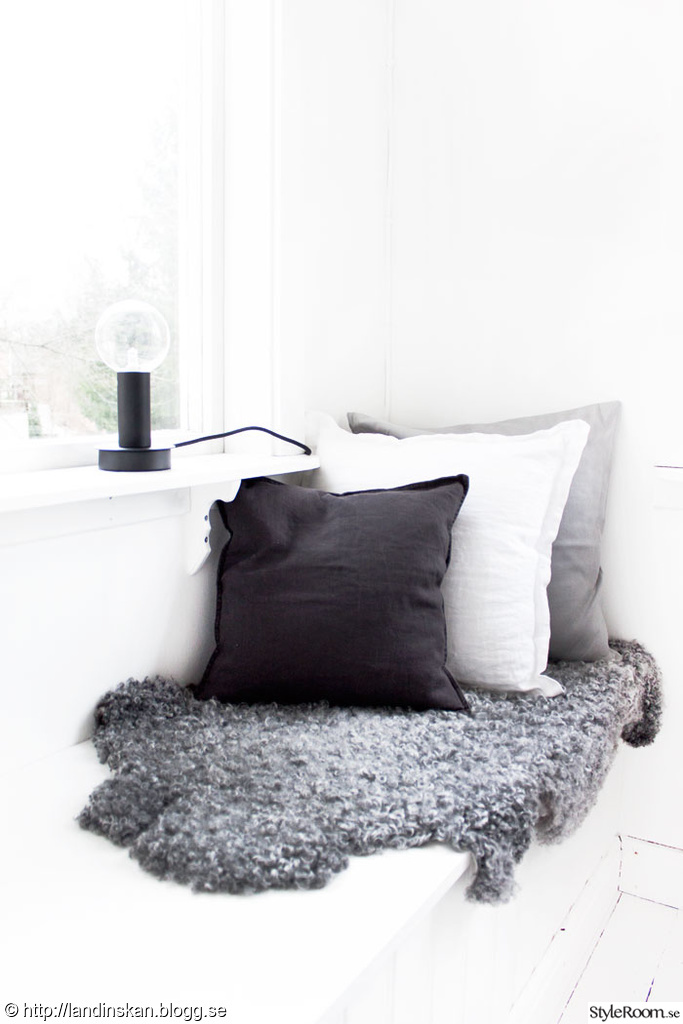 Buztic com bänk hall fårskinn ~ Design Inspiration für die neueste Wohnkultur