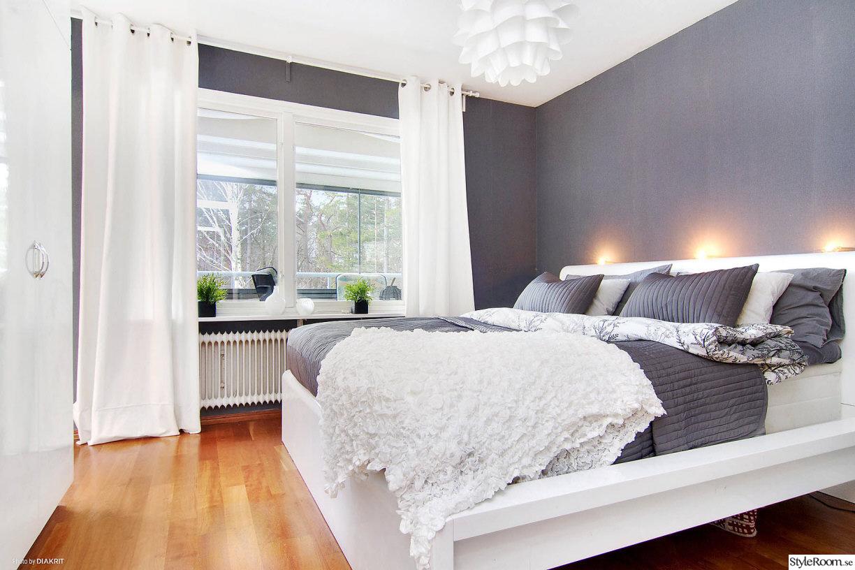 Bild på ljust sovrum   sovrum av nathaliejakoby