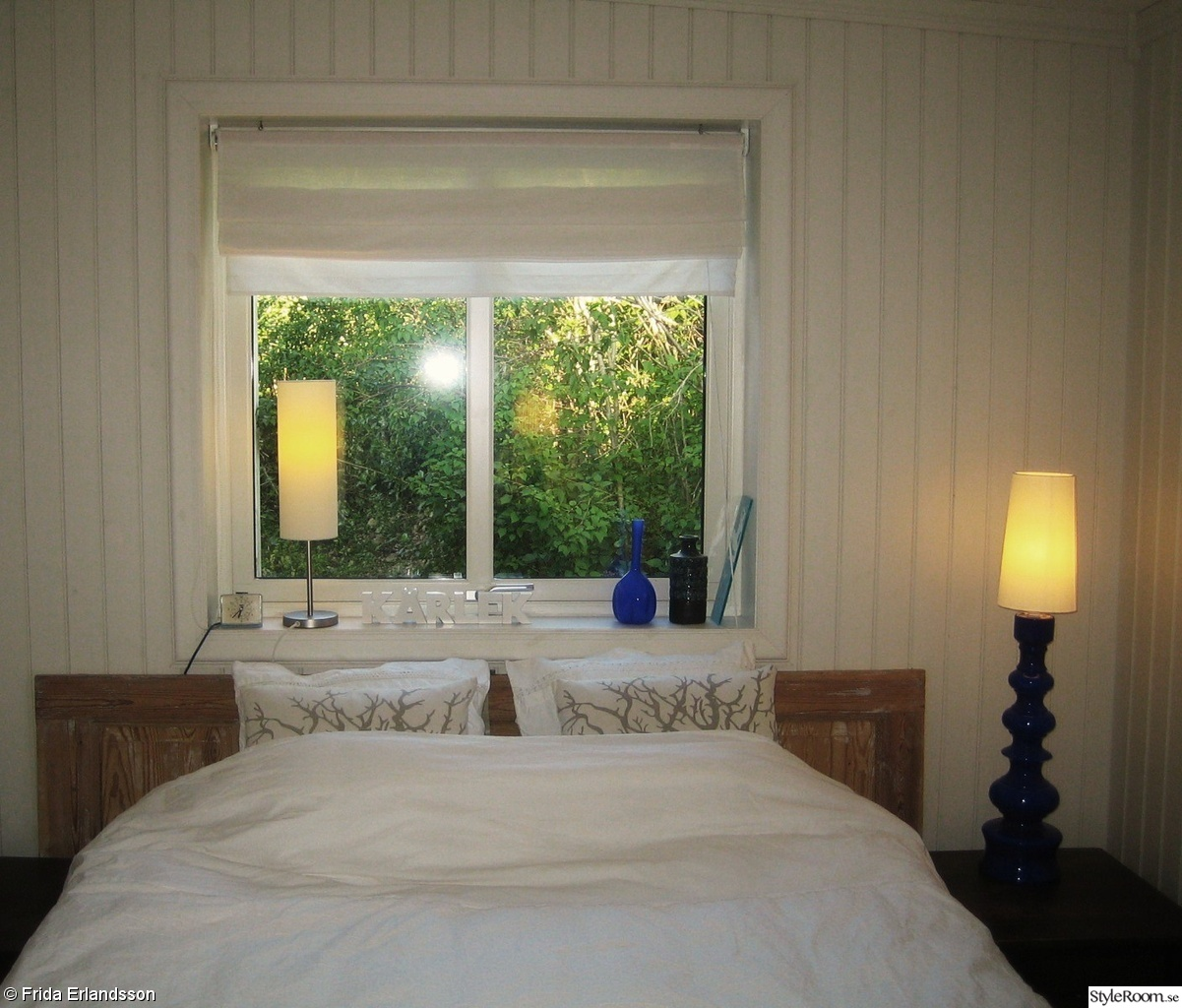 Bild på sovrumsfönster hissgardin   sovrummet av coralfwil