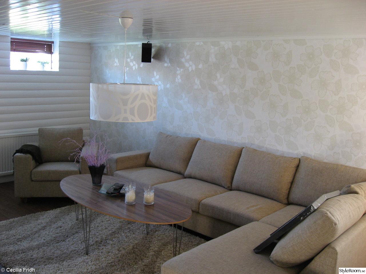 Tv-rum innan renovering - Inspiration och idéer till ditt hem