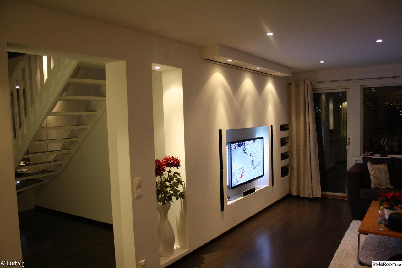 Mediavägg   inspiration och idéer till ditt hem