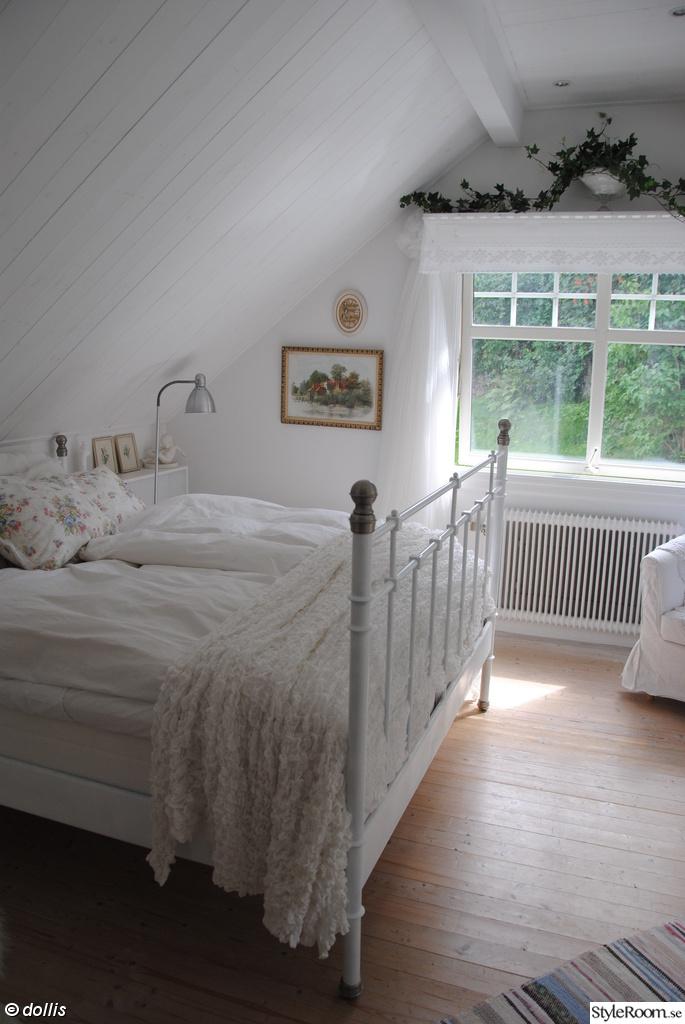 Mysigt sovrum i lantlig stil Ett inredningsalbum på StyleRoom av dollis