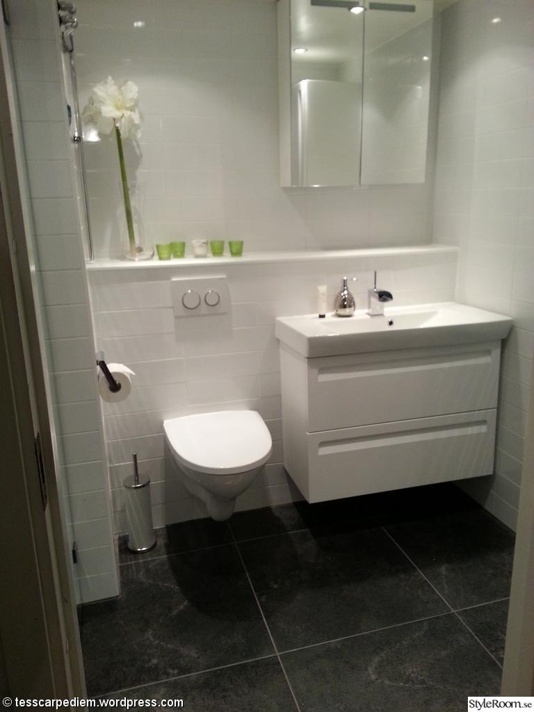 Bild på spegelskåp - Badrummet av SalmasHem