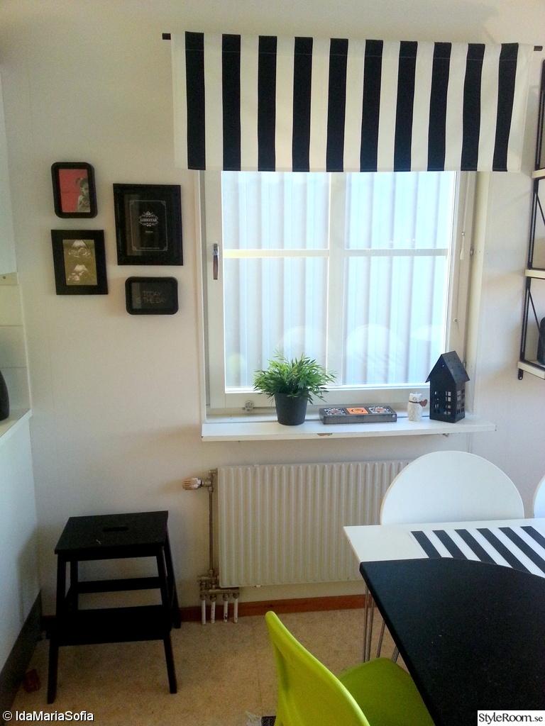 Koket Gardiner : koket gardiner  svart och vitt hemnet inspiration Gardiner rosa