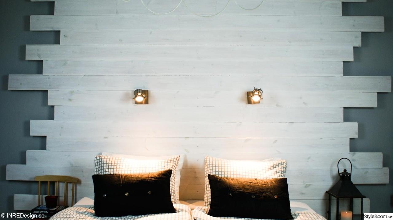 Sov gott med en fin sänggavel bakom dig Ett inredningsalbum på StyleRoom av INREDesign se
