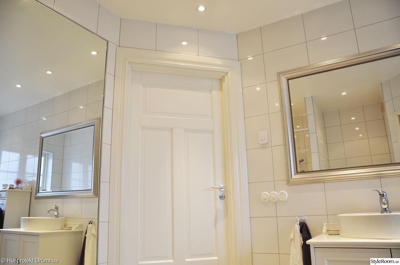 Lantligt badrum - Inspiration och idéer till ditt hem