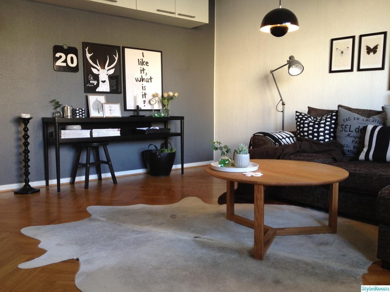Vår lägenhet, 49kvm! Ett inredningsalbum på StyleRoom av