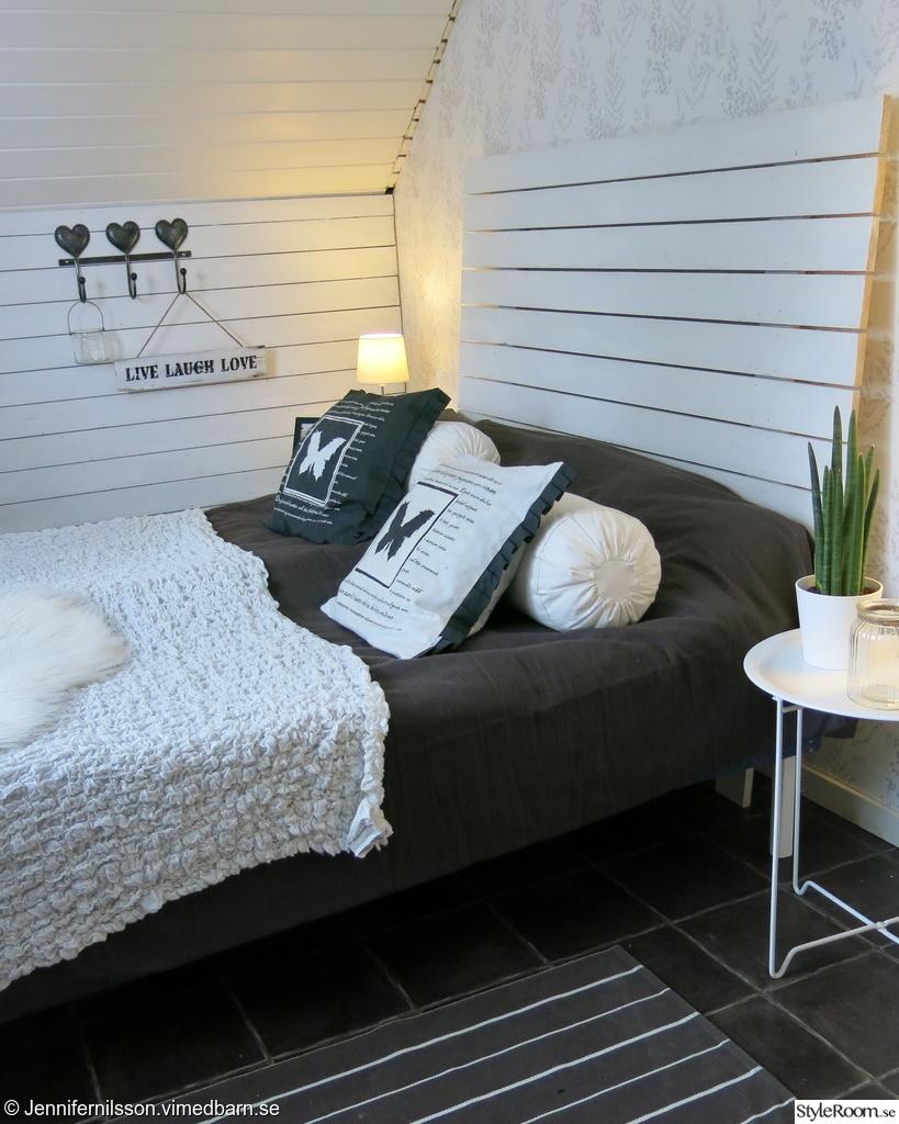 Vårat sovrum före/efter - Hemma hos jennifernilsson
