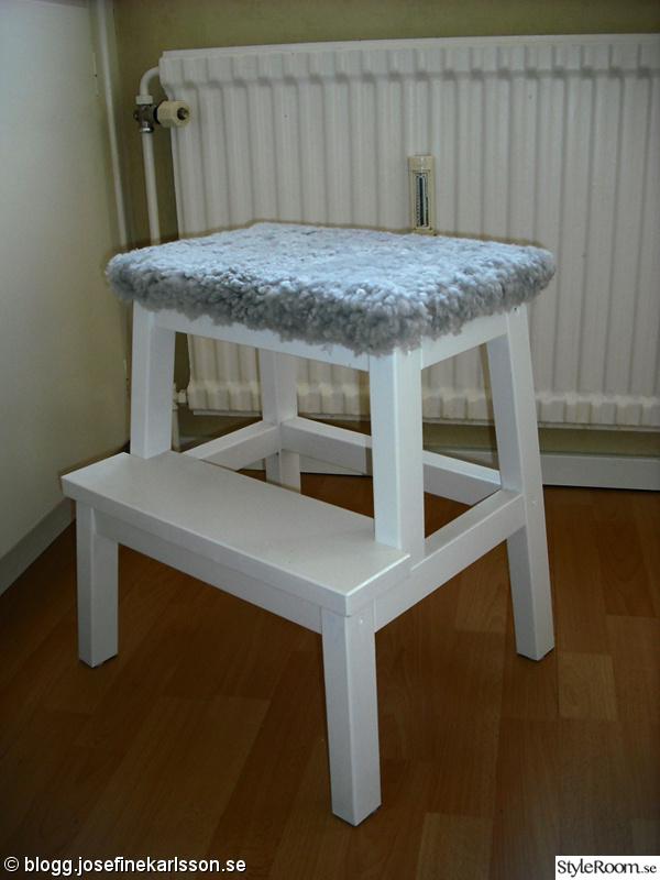 Gör din IKEA pall personlig Ett inredningsalbum på StyleRoom av josefinekarlsson