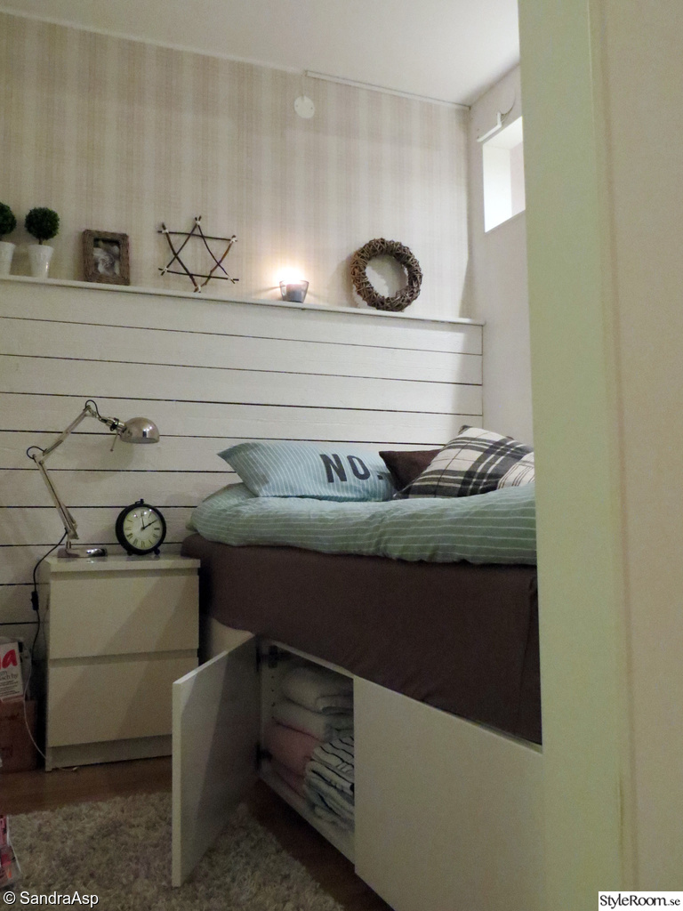 ikea,nattduksbord,plankv?gg,new england,lantligt,compact living