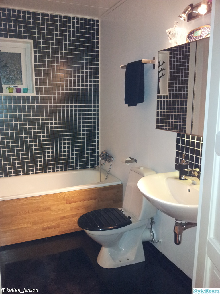 Trätrall badrum äntligen hemma ~ xellen.com