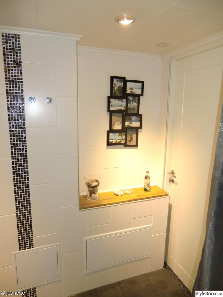 Vit glasmosaik badrum ~ xellen.com